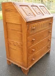 oak writing bureau uk oak writing bureau desk by jaycee sold