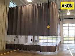 industrial vinyl curtains akon u2013 curtain and dividers