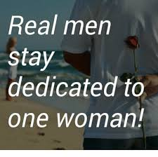Real Men Meme - real men stay dedicated to one woman meme on esmemes com