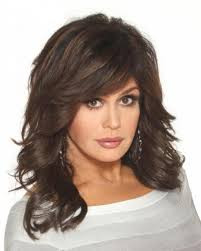 marie osmond hairstyles feathered layers marie osmond hairstyles