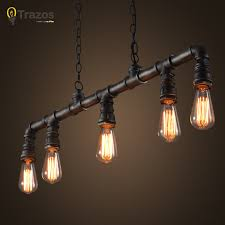 retro edison bar dining room ktv lighting vintage pendant lights