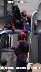 The Amazing Spiderman Memes - live action spider meme 15 by theoriginalkrillin on deviantart