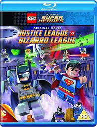 lego movie justice league vs lego justice league vs bizarro league blu ray amazon co uk