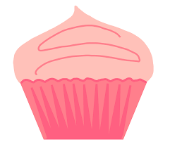 cupcakes border free clipart images clipartix