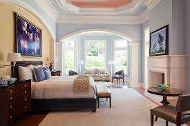 Houzz Bedrooms Traditional Houzz Master Bedroom Bedroom Traditional With Crown Molding Canopy Bed