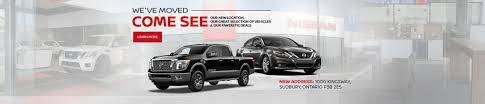 nissan titan for sale ontario new and used cars for sale in sudbury northern nissan