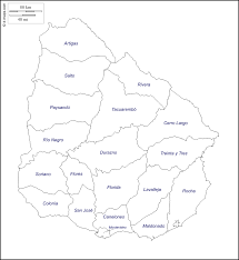 Blank Florida Map by Uruguay Free Map Free Blank Map Free Outline Map Free Base Map