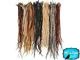 moonlight feathers moonlight feather hair extension feathers wholesale