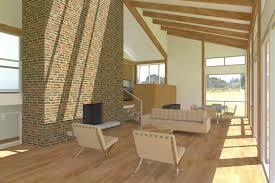 steep slope house plans hill michael dant architect