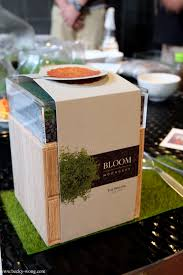 Office Plant Decoration Kl by Bloom By The Westin Kuala Lumpur Mooncake Gift Box With Diy