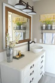 do it yourself ideas bathroom vanities magnificent diy industrial farmhouse bathroom