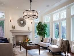sunroom wall lighting rustic living room with metal fireplace
