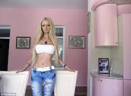 Seeking Kyle Doll Valeria Lukyanova Pictures Real Seeks To Be World S