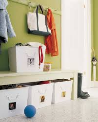 Ideas For Hanging Backpacks Entryway Organizing Ideas Martha Stewart