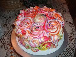 tie dye roses tie dye roses cakecentral