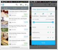 filters for android 4 search sort and filter mobile design pattern gallery 2nd
