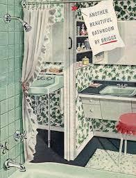 Bathroom Ideas Vintage Colors 129 Best Bathrooms Vintage Images On Pinterest Bathroom Ideas