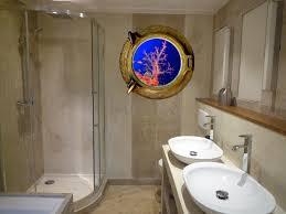 sticker trompe oeil tatoutex trompe l u0027oeil hublot adhésif hublot décoration murale