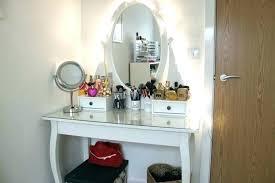 mirrored bedroom vanity table vanity table with lighted mirror cheap lighted makeup vanity table
