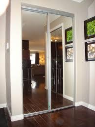 tasty wood sliding doors for closet enchanting door installation