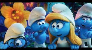 smurfs lost village u0027 teaser trailer fully blue
