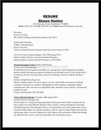 athletic resume template call center resumes athletic resume template softball coach