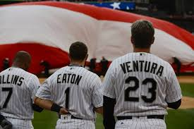 images chicago white sox fall 7 1 in home opener against the