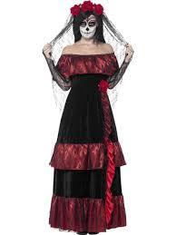 Dead Bride Halloween Costume Ladies Deluxe Dead Bride Halloween Fancy Dress Costume