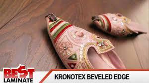 kronotex beveled edge laminate flooring reviews