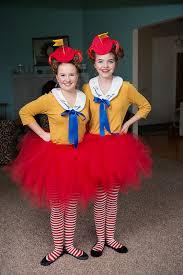 Tweedle Dee And Tweedle Dum Costumes Tweedle Dee U0026 Tweedle Dum Costumes Trunk Or Treat Pinterest