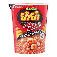 cuisine yum yum yum yum cup tem tem instant noodles tom yum kung 60g tops