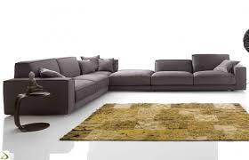 Mobile Studio Angolare by Contemporary Modular Sofa Bolb Arredo Design Online