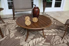 100 Wicker Patio Coffee Table - coffee table outstanding patio coffee table design ideas outdoor