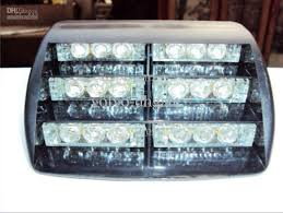 18 led strobe lights with suction cups amp fireman