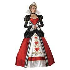 Ebay Halloween Costumes Size Size Queen Hearts Costume Ebay