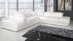 White Leather Sofa Beds Corner Sofa Bed Style For New Home Design Eva Furniture