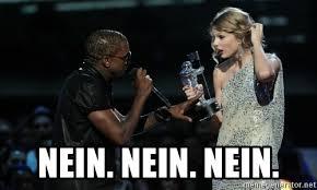 Kanye West Meme Generator - nein nein nein kanye west meme meme generator