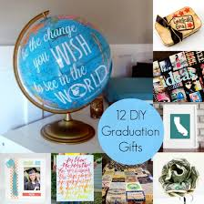 grad gifts 12 fabulous memorable diy graduation gifts diycandy