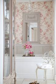 Cottage Bathroom Ideas The 25 Best Cottage Pink Bathrooms Ideas On Pinterest Country