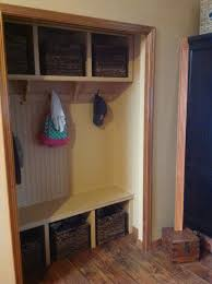 diy closet mudroom roselawnlutheran