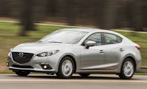 mazda types 2016 mazda 3 u2013 review u2013 car and driver