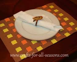 thanksgiving placemat thanksgiving placemat