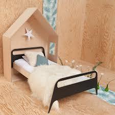 Schlafzimmer Bett M El Martin Kopfteil Hütten Bett Natur Blomkal Design Kind