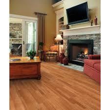Trafficmaster Glueless Laminate Flooring Reviews Trafficmaster Laminate Flooring Gladstone Oak Carpet Vidalondon