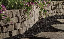 garden and retaining walls expocrete