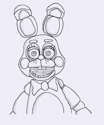 39 springtrap coloring pages