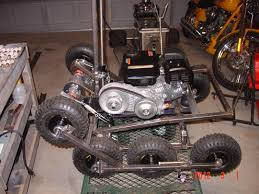 homemade 4x4 off road go kart luxurious and splendid 6 homemade track vehicle plans magic carpet