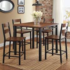 vintage dining room sets better homes and gardens mercer 5 counter height dining set