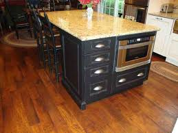 Kitchen Floor Cabinets by 32 Best Microwave Cabinet Images On Pinterest Microwave Cabinet
