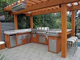 backyard barbecue design ideas surprise 20 outdoor kitchens and